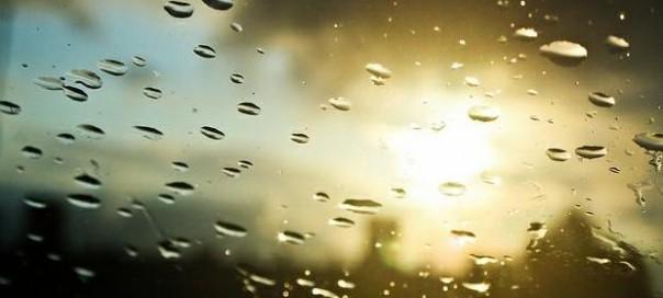 Променливо облачно време  наместа пороен дожд