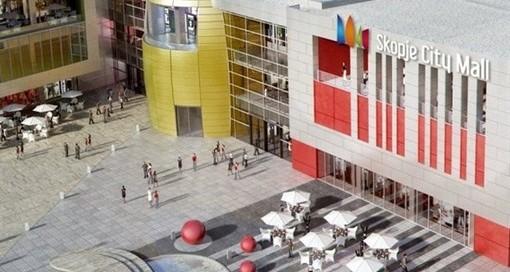 Се отвора Скопје Сити Мол