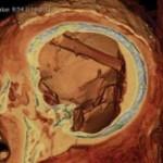 Алатка за вадење мозок останала во черепот на египетска мумија