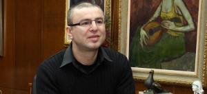 Никола Маџиров  прв гостин во крокодиловата  Куќа за писатели