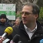 (ВИДЕО) Жерновски: Кога го нема Груевски тогаш знаете дека во Македонија има криза