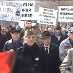"""ВИДЕО: """"Борци 1941-1945 по планините, а 2013 по улиците"""""""
