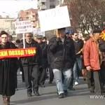 ВИДЕО: Февруарски поход по Партизанска