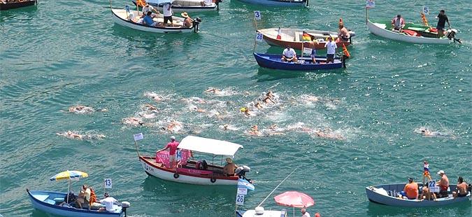 АМС со двојно повеќе финансиски средства за Охридскиот пливачки маратон