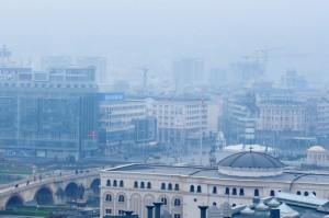 Најзагадено во Скопје во текот на ноќните часови