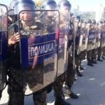 Трибина за кршењето на демократијата во Македонија и левицата