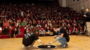 Заврши меѓународниот натпревар РобоМак 2014