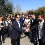 (ВИДЕО) Пендаровски: Претседателот на државата е заштитник на Уставот и тука нема простор за разумен компромис