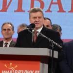 Иванов: Македонија се гради со чесност, искреност и трудољубивост