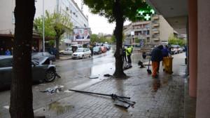 Десет сообраќајки вчера во Скопје