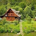 ФОТО: Рустикална куќа во Романија