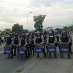 Кривични пријави против седум малолетници за учество во протестите во Ѓорче Петров