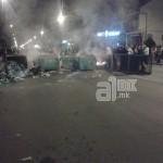 ВИДЕО: Димни бомби во Ѓорче Петров