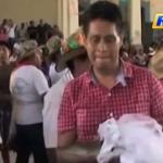 ВИДЕО: Градоначалник се венча со крокодилка