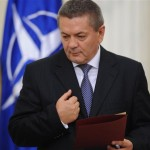 Романски министер остана без дозвола поради преголема брзина