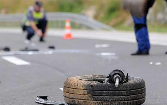 Поради сообраќајка во прекин патот Удово Гевгелија