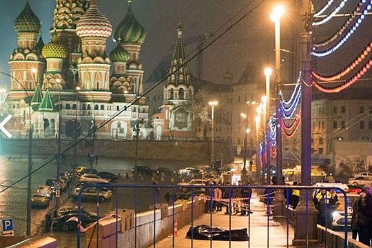 Протестен марш во Москва по повод две годишнината од убиството на Борис Немцов
