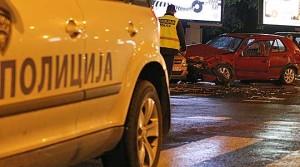Четири сообраќајки во Скопје