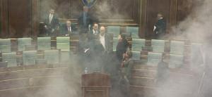 Самоопределување одново фрли солзавец во косовското Собрание