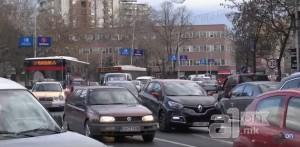Осум сообраќајки регистрирани во текот на изминатиот ден