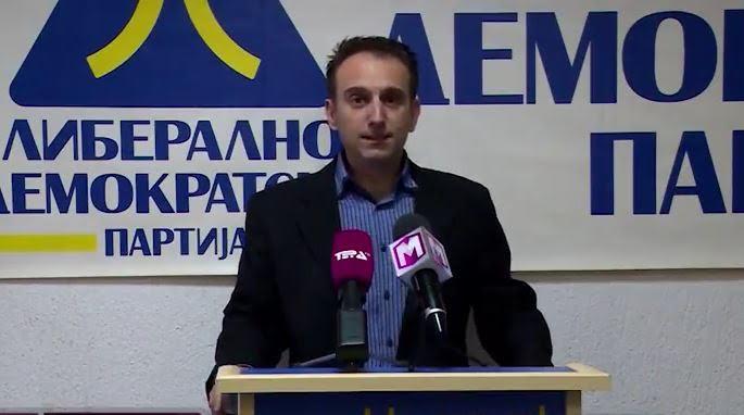 ЛДП Битола  Ги повекуваме советниците на ВМРО ДПМНЕ да побараат оставка од Талески