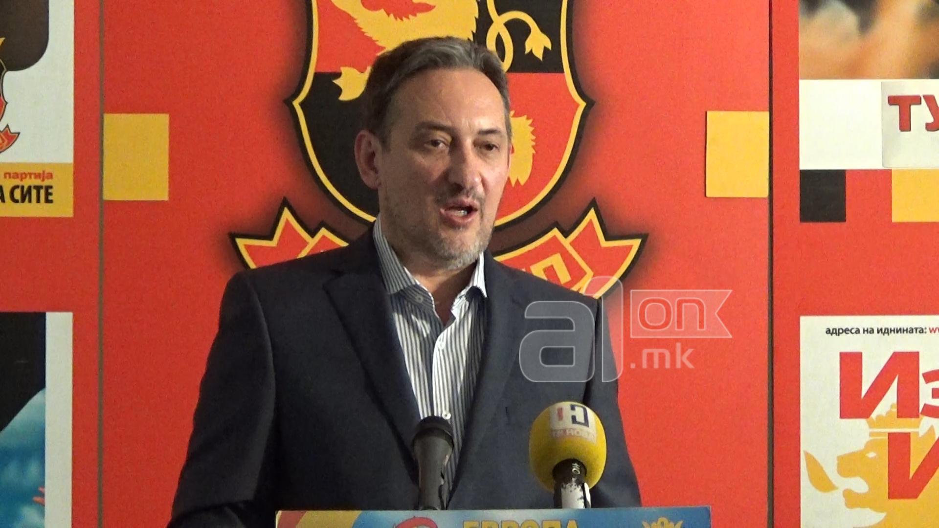 Партијата на Љубчо Георгиевски нема да учествува на локалните избори