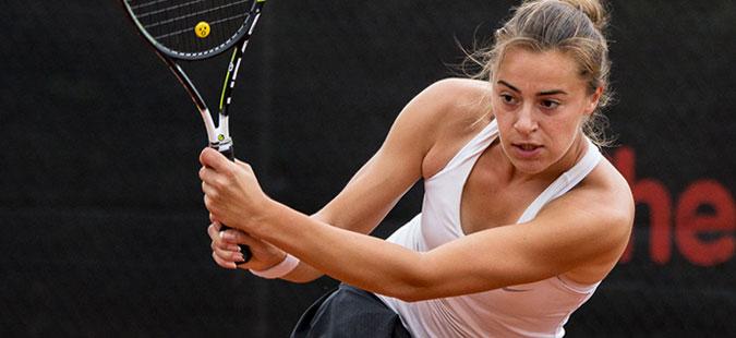 Ѓорческа со Најденова се пласираа во полуфиналето во двојки на турнирот во Киасо