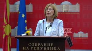 Грчева до пратениците  Дали знаете за 20  илјади изјави со кои се отповикува правото да одлучувате за нив