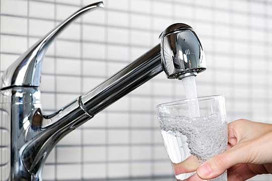 Без вода утре дел од Центар