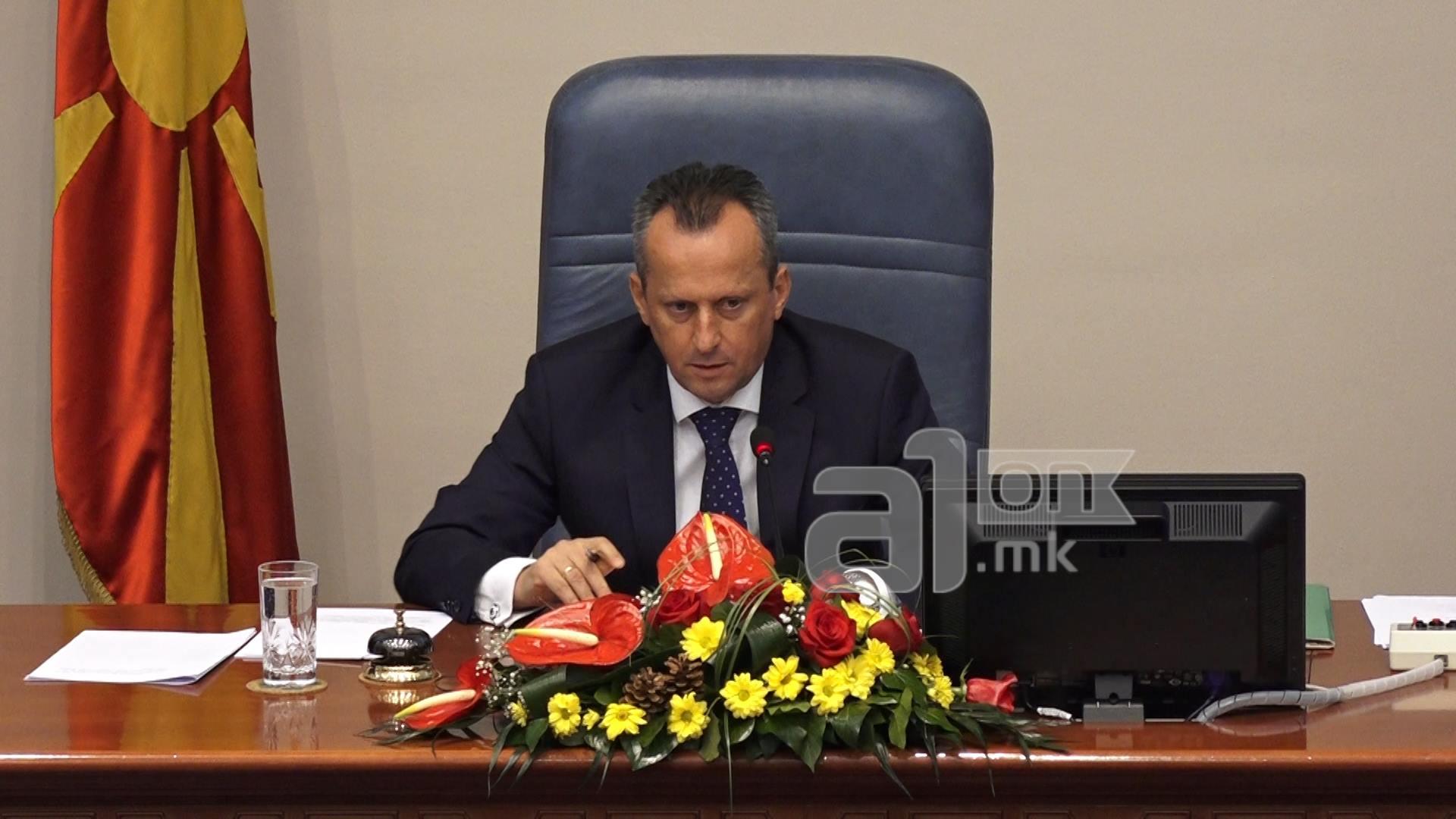 СДСМ  Парламентот има претседател  Вељаноски ќе одговара