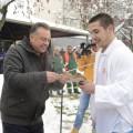Празникот Водици масовно одбележан во Општина Илинден