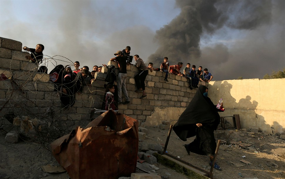 Повеќе од 3 000 цивили загинаа во борбите за Мосул