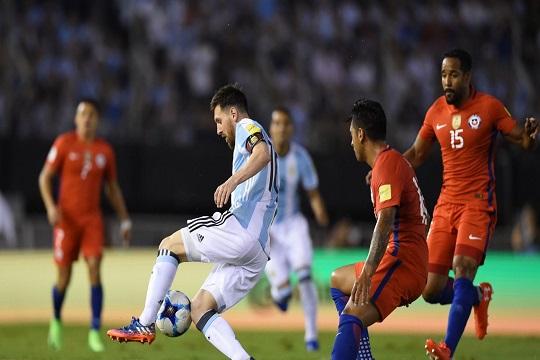 Квалификации за СП 2018: Победи на Аргентина и Колумбија