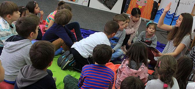 Со  Бајки од Македонија  одбележан Светскиот ден на раскажувањето сказни