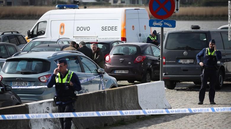 Неуспешен обид за напад со автомобил во Белгија