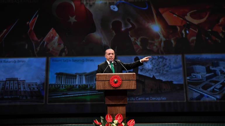 Ердоган  За мене Европа ќе биде  нацистичка  се додека ме нарекува  диктатор