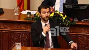 Димовски  Џaфери под итно да ја стопира седницата  законот не смее да биде изгласан