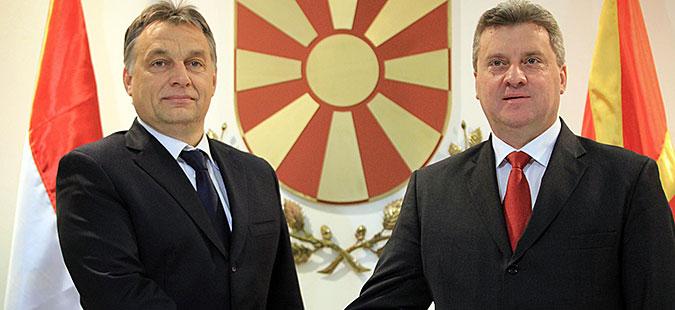 Иванов во посета на Унгарија