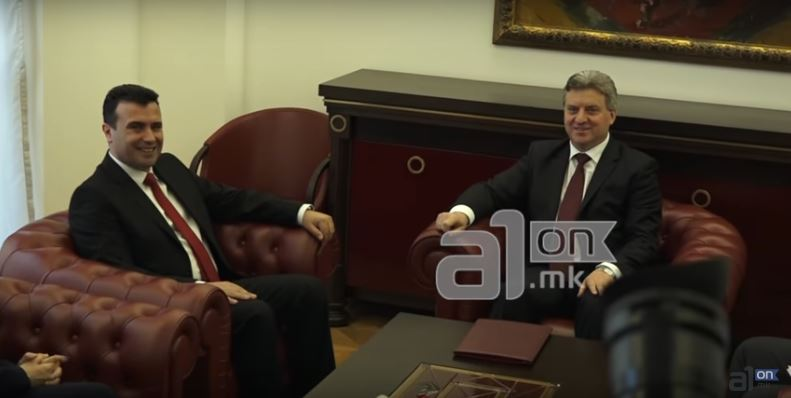 СДСМ  Иванов ќе биде писмено известен дека е должен да му го даде мандатот на Заев