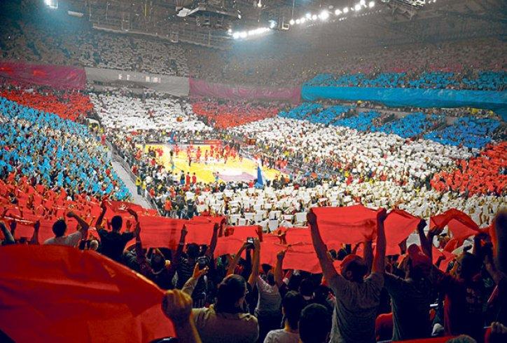 Евролига  16 500 евра казна за Црвена Звезда