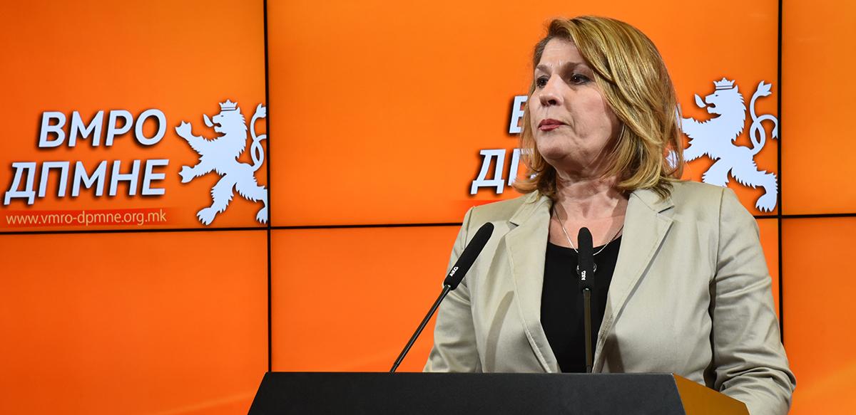 ВМРО ДПМНЕ  Ременски нема право да зборува за децата со посебни потреби бидејќи не направи ништо за нив