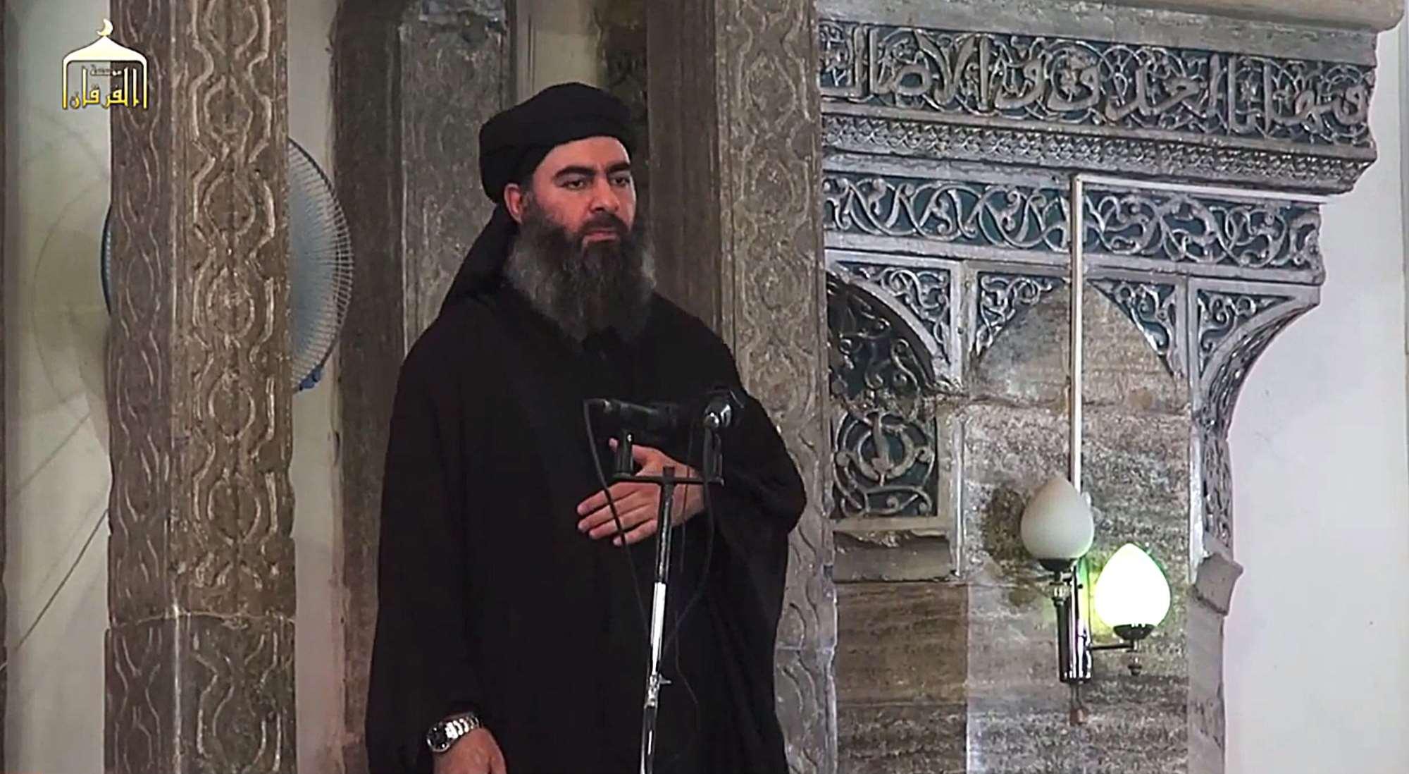 Талабани  Речиси сум сигурен дека лидерот на ИД е жив