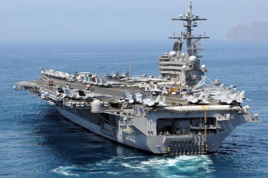 Белата куќа потврди дека  армадата  на САД сепак плови кон Корејскиот Полуостров