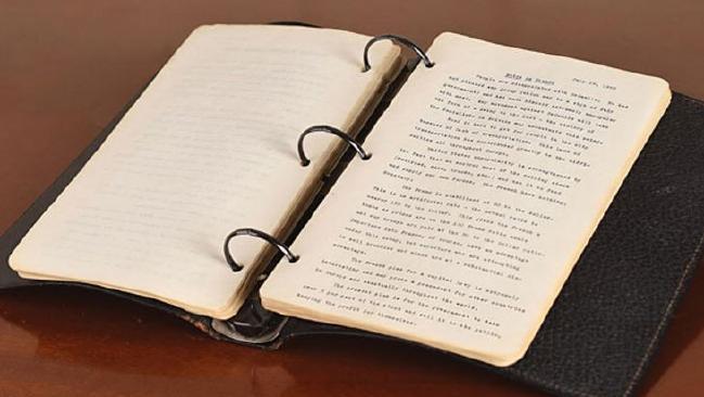 Дневник на Џон Кенеди продаден за  астрономска  сума