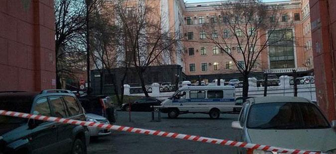 Тројца мртви при напад на канцеларија на руското ФСБ