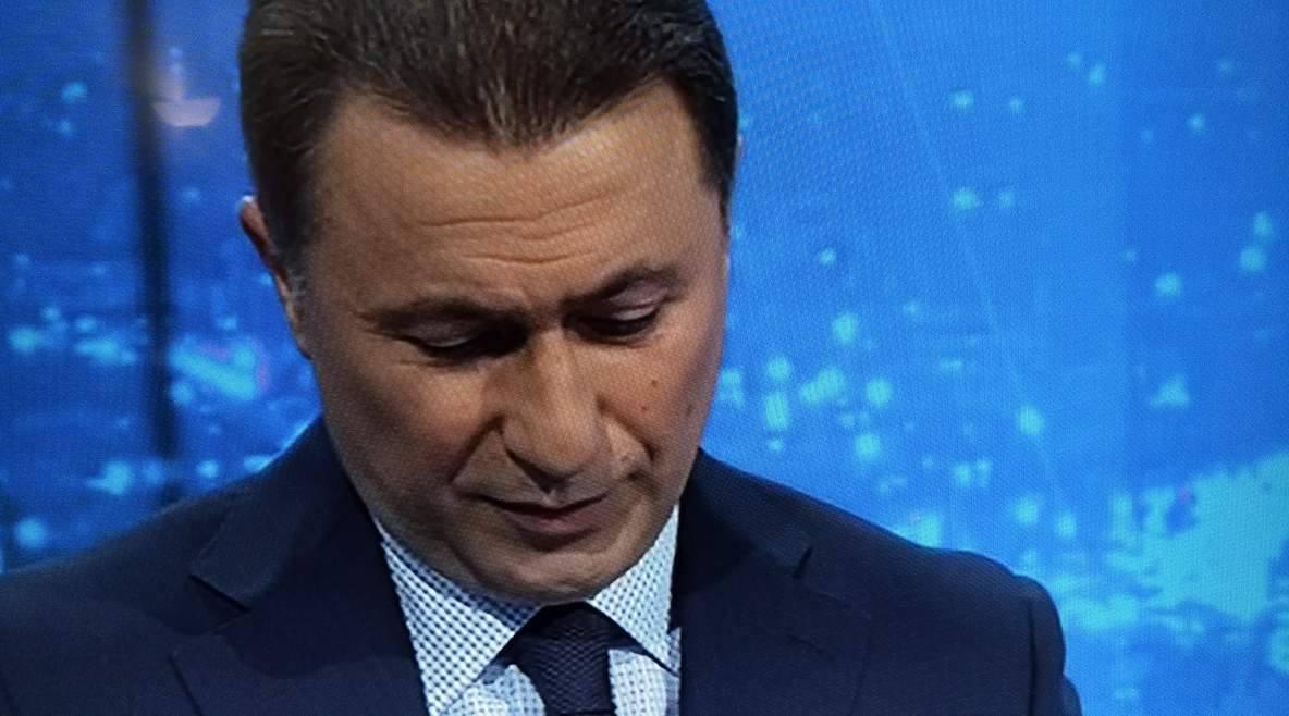 Груевски  Ако сакал некој да го убие Заев  ќе го убиел