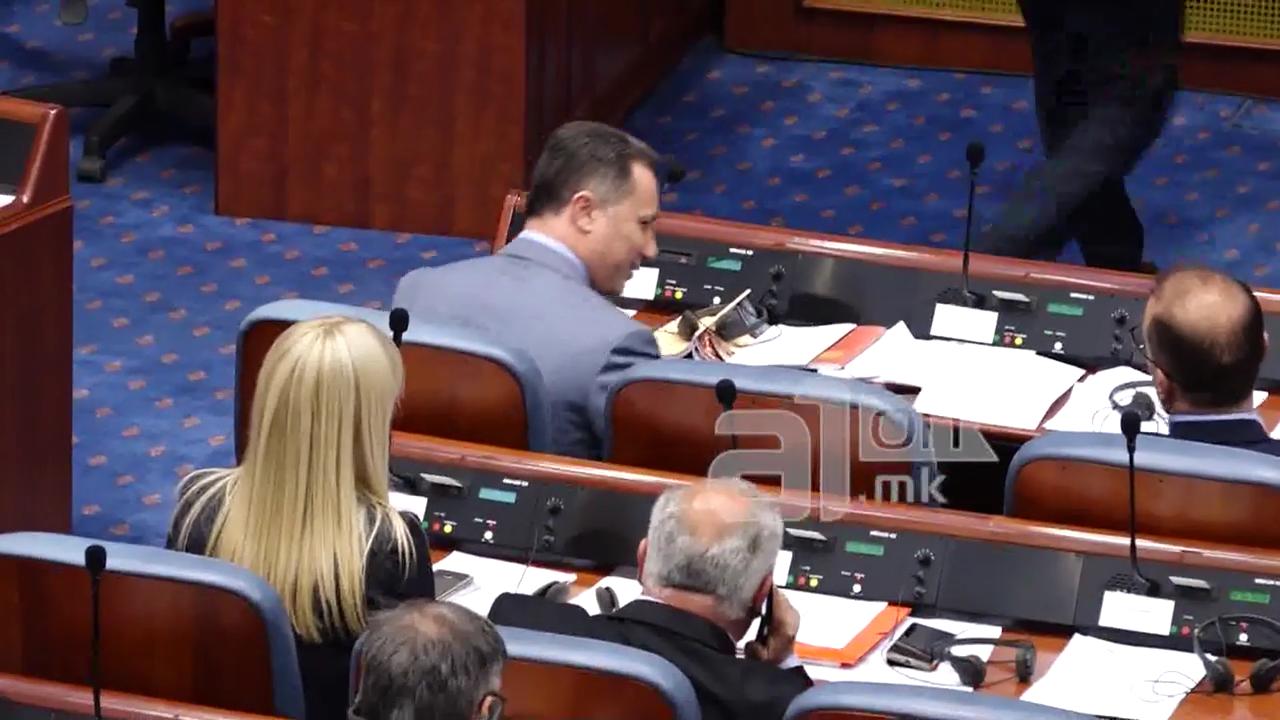 СДСМ  Груевски нема да направи Либија од Македонија