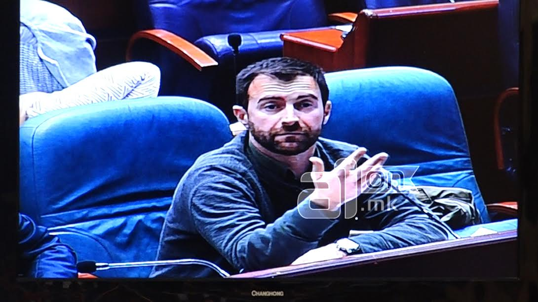 Димовски  Заев е близок со Еди Рама и прави се што ќе му каже