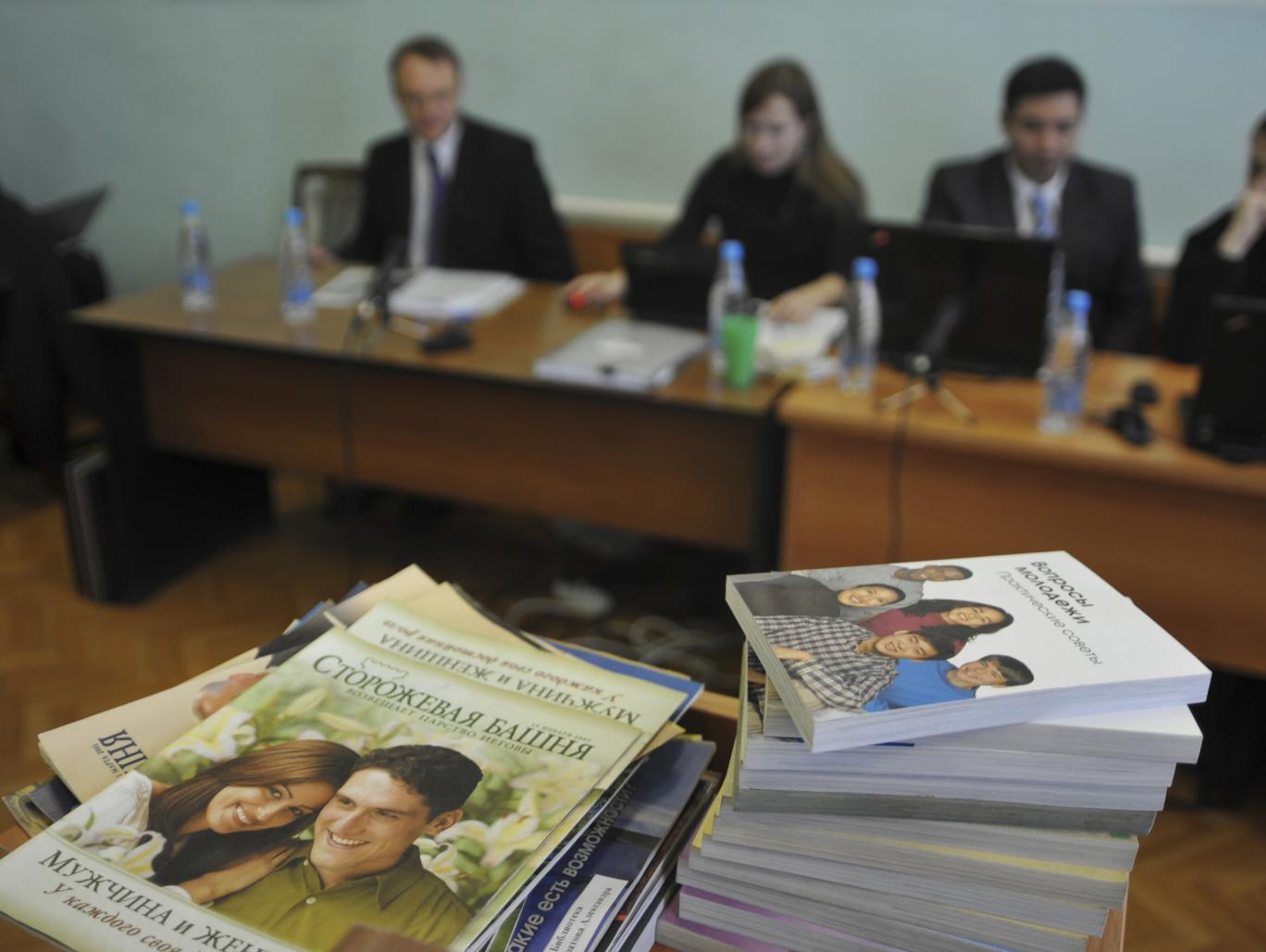Јеховините сведоци прогласени за екстремисти во Русија