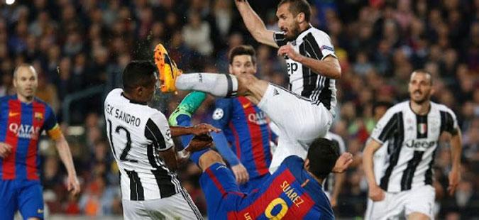 Јувентус и Монако се пласираа во полуфиналето на Лигата на шампионите
